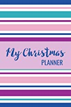 My Christmas Planner: Christmas Shopping List Notebook -  Online Orders Tracker  Journal - Holiday Menu Planner -  Guest RSVP List - Elf Ideas Diary To Write In