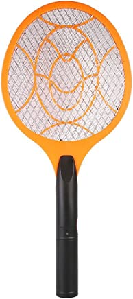 3 Layer Dry Net Hand Racket Electric Swatter Home Garden Insect Pest Control Insect Lock Wasp Fly Mosquito Killer
