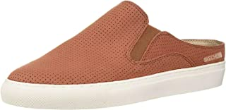 Skechers Womens Vaso - Mitad - Perfed Twin-Gore Open-Back with Air-Cooled Memory Foam