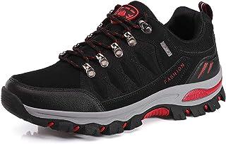 WOWEI Chaussures de Randonnée en Plein Air Imperméable Respirant Antidérapant Bottes de Trekking Promenades Voyages Sneake...