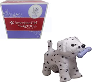 American Girl Pet - Dalmatian Puppy - Truly Me 2015 Toy, White