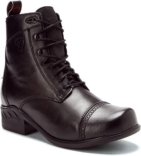Ariat - Chaussures anglaises Heritage à Bouts Ronds à Lacets Femmes