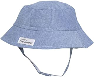 Flap Happy Children Unisex Bucket Hat UPF 50+, Highest Certified UV Sun Protection, Azo-free dye
