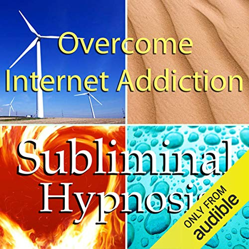 Overcome Internet Addiction with Subliminal Affirmations cover art