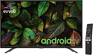 32 inch HD Digital Android Smart LED TV evvoli 32EV200DA