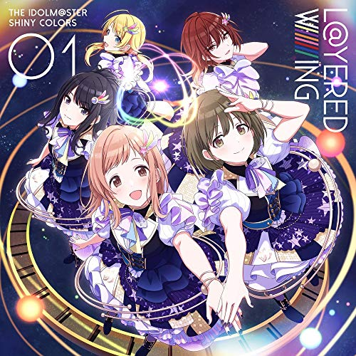 【Amazon.co.jp限定】THE IDOLM@STER SHINY COLORS L@YERED WING 01(メガジャケット付)