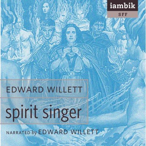 Spirit Singer audiobook cover art
