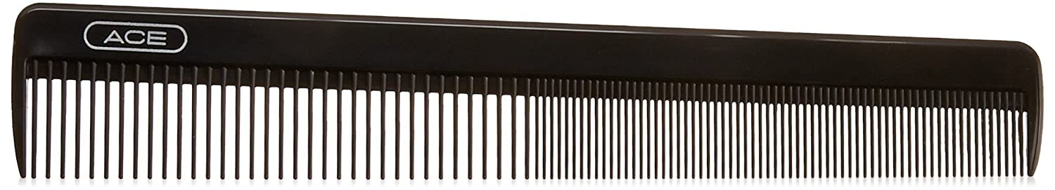 ACE All Purpose Hair Comb of Pack Ranking Kansas City Mall TOP10 Inch 6 7