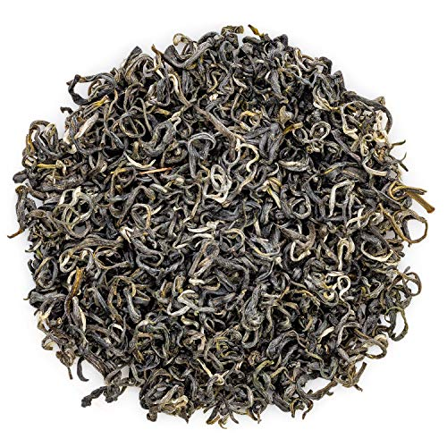 Oriarm 250g / 8.82oz Dongting Biluochun Green Tea Loose Leaf - Chinese Tea Leaves Green Snail Spring Pi Lo Chun - Brew Hot or Iced Tea