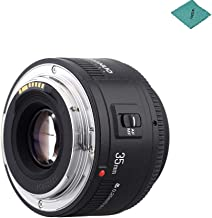 YONGNUO YN35mm F2 Lens 1:2 AF/MF Wide-Angle Fixed/Prime...