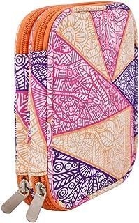 KAEHA axfj-0001-07-x Cuadrado de algod/ón estampado amarillo
