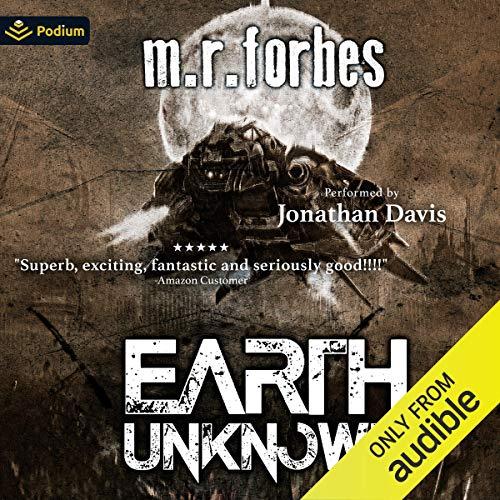 Earth Unknown Titelbild
