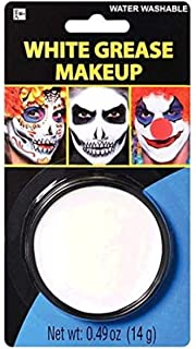 """Amscan Party Ready Face Paint Style Grease Makeup Kit 6.5"""" x 3.5"""" 840945"""