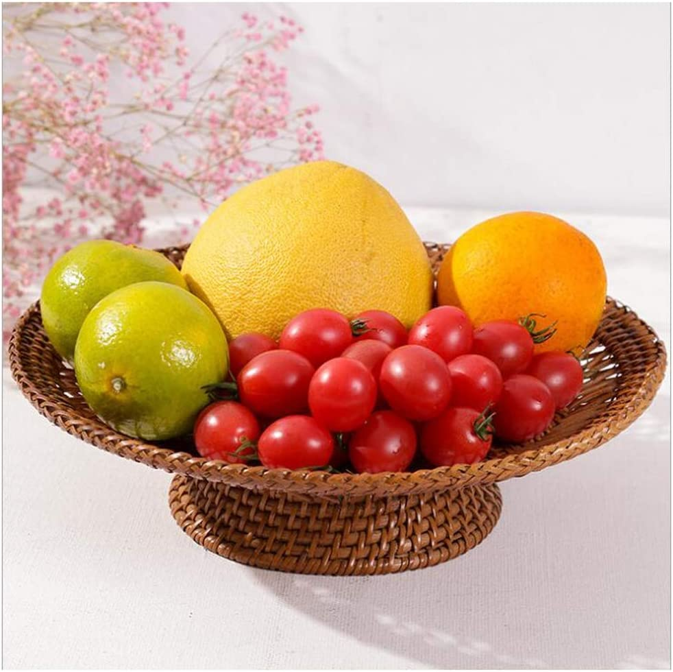Modern Ranking TOP13 Sale Wicker Fruit Basket Handmade Storage P Woven