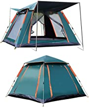 Instant Pop Up Beach/Dome/Outdoor/Family Camping Tent For 2-4 Person, Waterproof Windproof Ultraviolet-proof Cabin Tent fo...