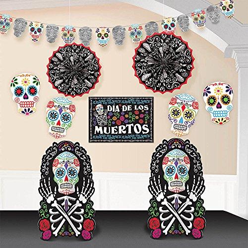 Kit décoration fête des morts