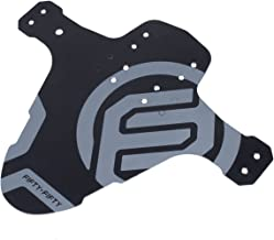 FIFTY-FIFTY Mountian Bike Fender,MTB Mudguard,Front and Rear Compatible,Fits 26