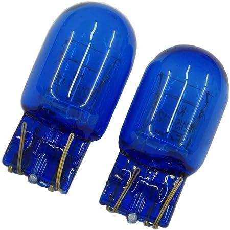 2er Set W21 5w Tagfahrlicht Standlicht T20 12v 21w 5w Blau Birne Original Zweifadig Auto