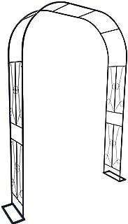 ガーデンアーチ攀登 花廊花朵形状 DIY铁制拱门园艺公园拱廊 蔷薇 组装简单ガーデンアーチ玫瑰拱形 パーゴラ 組立 キット