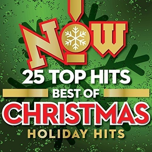 Now 25 Top Holiday Hit