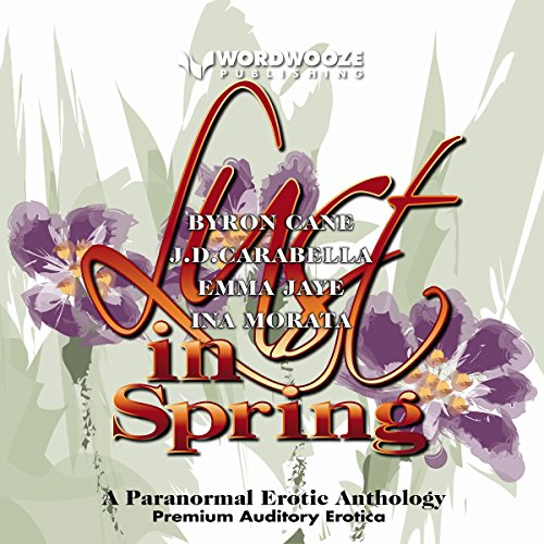 Lust in Spring audiobook cover art