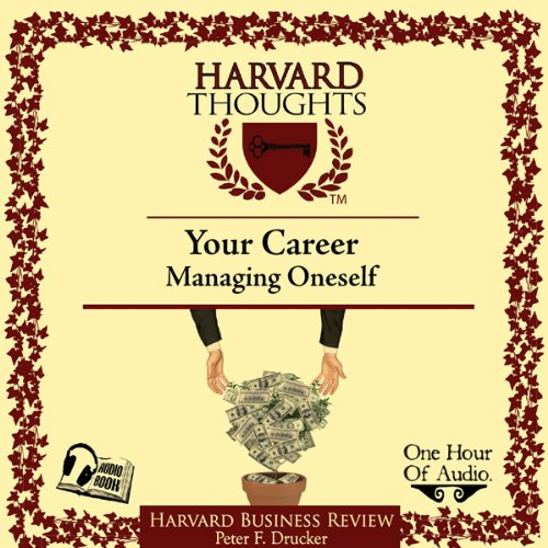 Managing Oneself  audiobook cover art