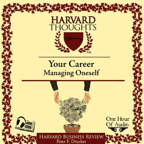 Managing Oneself audiobook cover art
