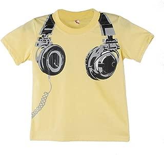 Shensee Summer Baby Boy Kids Short Sleeve Tops T Shirt Tees Clothes