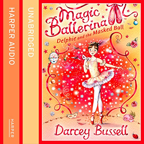 Delphie and the Masked Ball cover art