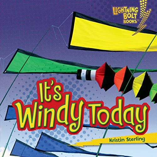 It's Windy Today audiobook cover art