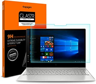 Spigen Tempered Glass Screen Protector Designed for HP Envy x360 15M (15.6inch) Only Compatible with 15M-DS0011DX / 15M-DR0012DX / 15M-DR0011DX [1PACK]