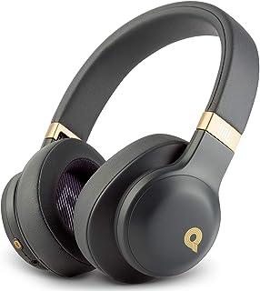 JBL E55 BT - Fone de ouvido Bluetooth, Quincy Edition, preto
