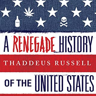 A Renegade History of the United States cover art