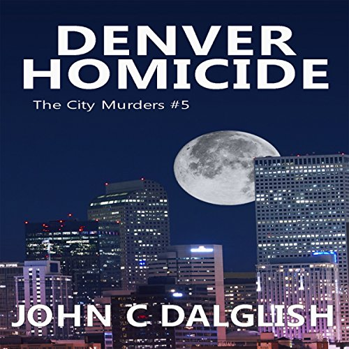 Couverture de Denver Homicide
