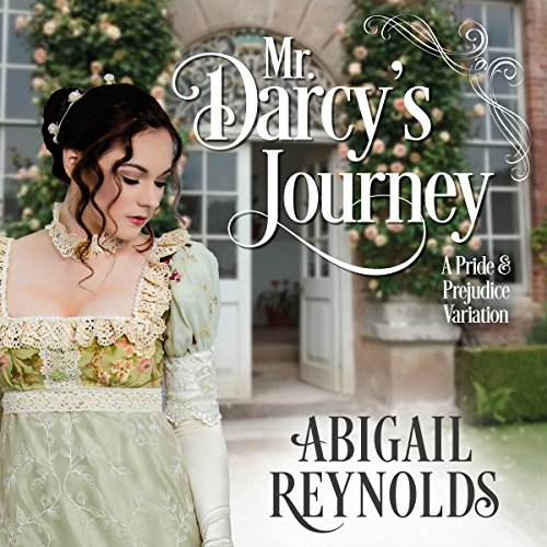 Mr. Darcy's Journey audiobook cover art