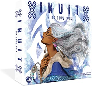 Board & Dice Inuit: The Snow Folk