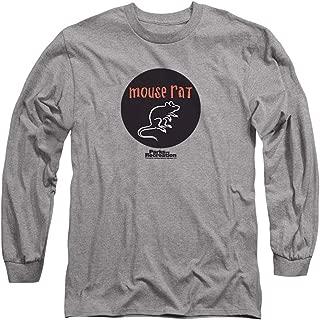 Parks & Rec Mouse Rat Pawnee Band Longsleeve T Shirt & Stickers