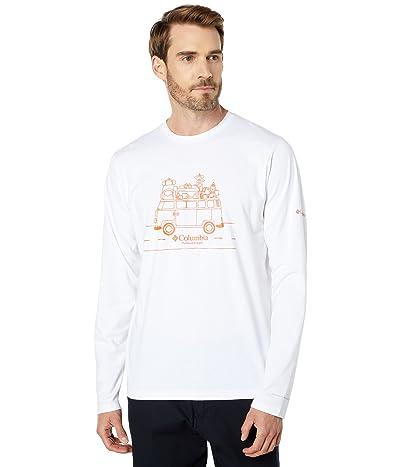 Columbia Sun Trek Graphic Long Sleeve Shirt