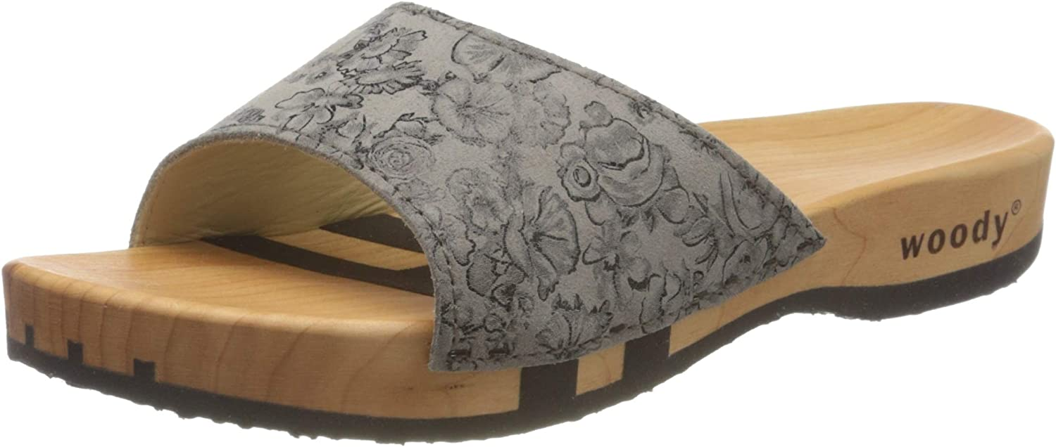 Woody Max 88% OFF Women's New product!! Wooden Clog Shoes