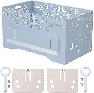 VICASKY Kit de painel de instalação de rádio estéreo para carro, moldura de montagem universal de rádio de carro 2 DIN ace...