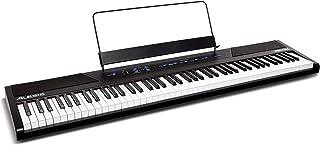 Alesis 16/RECITAL Recital 88-Key Digital Piano with Full-Sized Keys