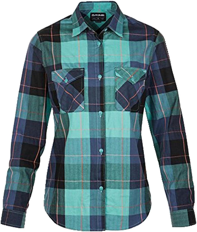Dakine Women's Nellie Boyfriend Flannel Shirt