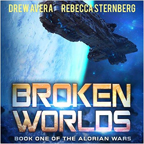 Broken Worlds audiobook cover art