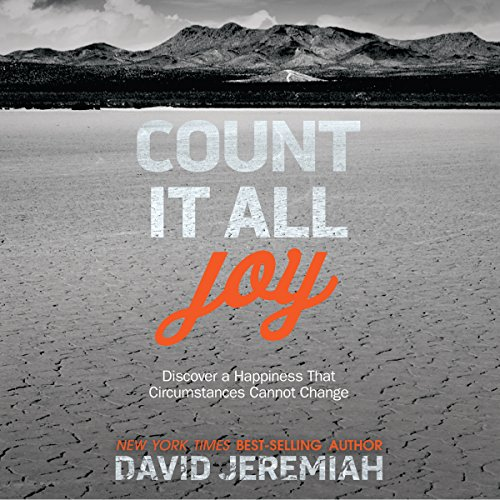 Count It All Joy audiobook cover art