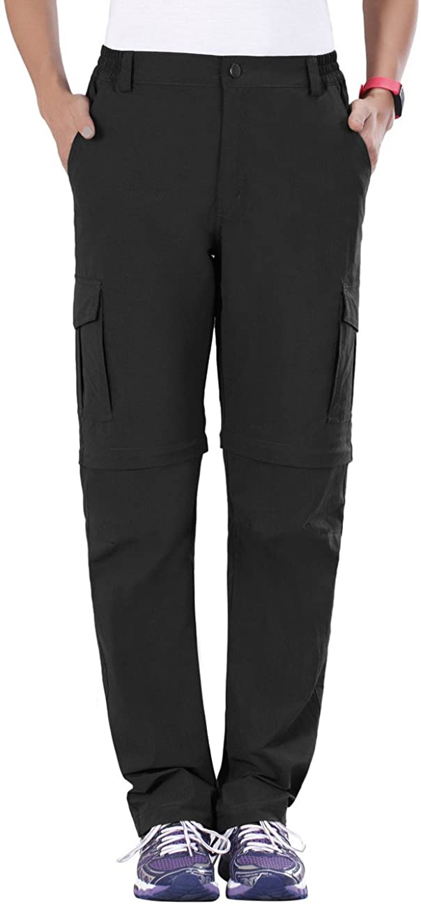 Nonwe Women's Convertible Cargo Pants Direct stock discount In a popularity Quick Zip-Off P Hiking Dry