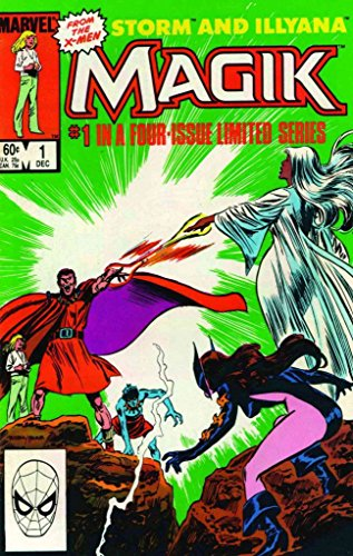 [X-men: Magik - Storm & Illyana] (By: Chris Claremont) [published: December, 2008]