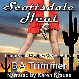 Scottsdale Heat audiobook cover art