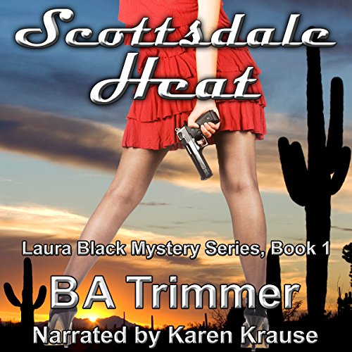 Scottsdale Heat audiobook cover art