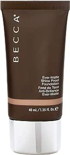 Becca Cosmetics Ever-Matte Shine Proof Foundation, Tobacco