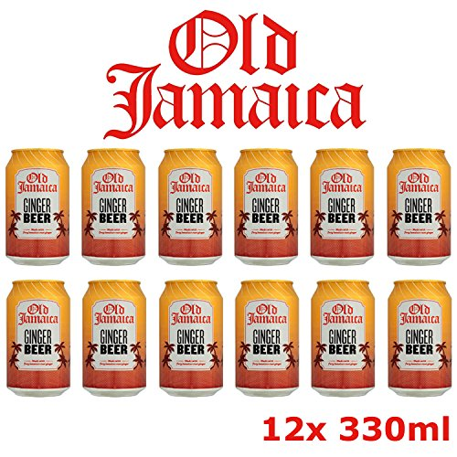 Old Jamaica Ginger Bier 12 x 0,33 Liter
